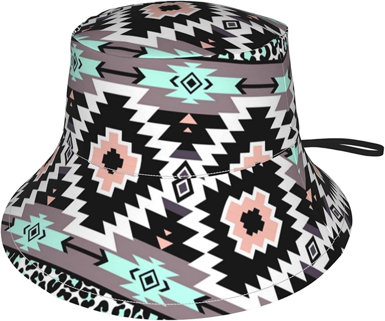 Native American Max 44% OFF Patterns Kids Sun Discount is also underway Breathable Buc Adjustable Hat