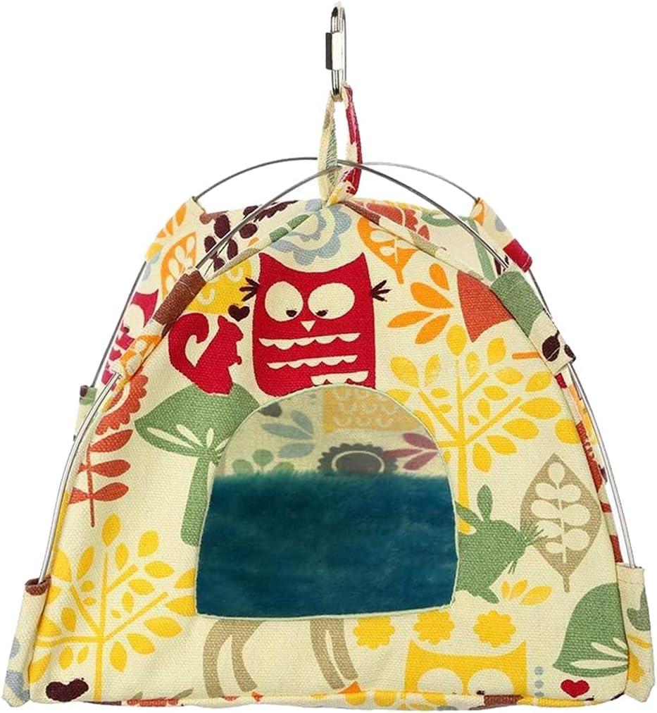 Bird Nest Ranking Rare TOP20 Parrot Tent House Bi Bed Bird's Decorative Plush
