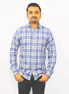 Identity Cotton Casual Shirts