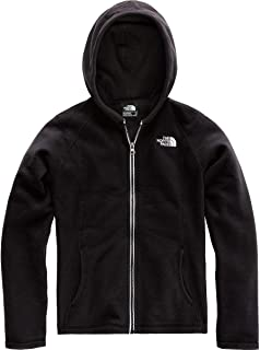 The North Face Kids Girl's Glacier Full Zip Hoodie (Little Kids/Big Kids)