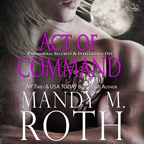 Act of Command audiobook cover art