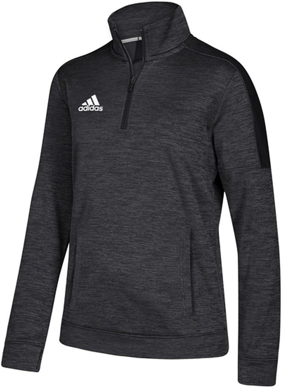Adidas Athletics Team Issue 1 4 Zip Long Sleeve