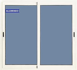 comprar comparacion Ventana Aluminio Corredera 1200 ancho x 1200 alto 2 hojas