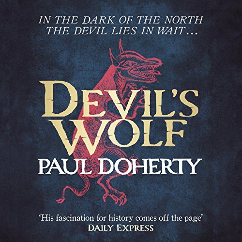 Devil's Wolf audiobook cover art