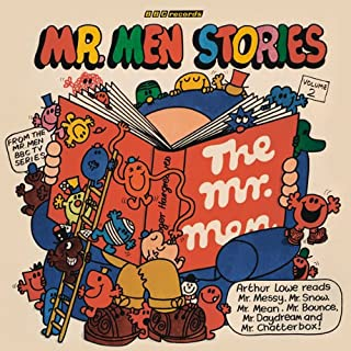 Mr Men Stories Volume 2 (Vintage Beeb) cover art