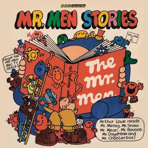 Mr Men Stories Volume 2 (Vintage Beeb) cover art