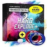 *NEU* Original HardExplode - Das Natürliche Potenzmittel mit der einzigartigen HE+ Formel I NEUTRALE LIEFERVERPACKUNG I 4 Hochdosierte Inhaltsstoffe (+...