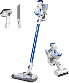 Tineco A10 Hero Cordless Vacuum Cleaner, 350W Suction Power Lightweight Stick Vacuum, LED Power Brush with Rechargeable li-ion Battery for Deep Clean Pet Hair
