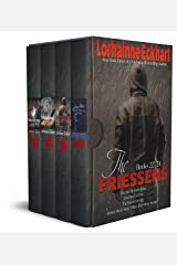The Friessens Books 22 - 24 (The Friessen Legacy Collections Book 9) Kindle Edition