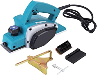 Electric Hand Planer, 1000W 3-1/4-Inch Portable Electric Wood Planer Tool with16,000Rpm for Hardwood Carpenter Woodcarver 110V