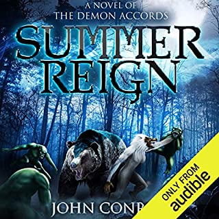Summer Reign                   By:                                                                                                                                 John Conroe                               Narrated by:                                                                                                                                 James Patrick Cronin                      Length: 9 hrs and 41 mins     118 ratings     Overall 4.9