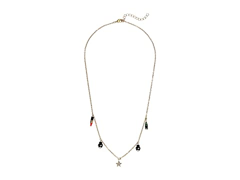 Alice + Olivia Charm Necklace