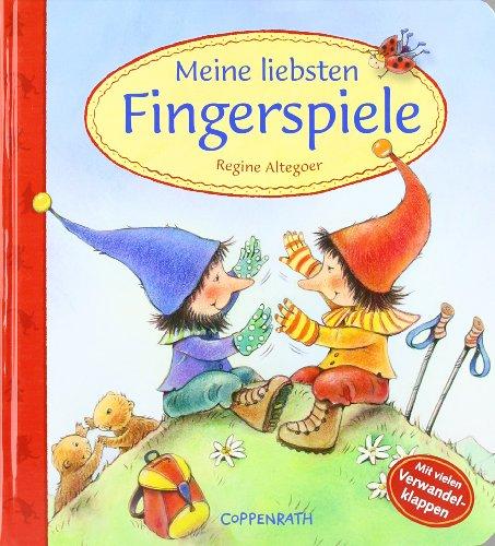 Coppenraths Kinderzimmer-Bibliothek: Meine liebsten Fingerspiele