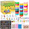 Original Stationery Ultimate Slime Kit DIY Slime Making Kit with Slime Add Ins Stuff for Unicorn, Glitter, Cloud, Butter… 1