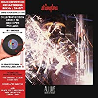 All Live And All Of The Night - Cardboard Sleeve - High-Definition CD Deluxe Vinyl Replica by The Stranglers (2014-04-01)