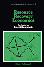 Resource Recovery Economics: Methods for Feasibility Analysis