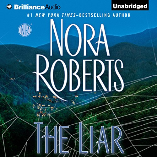 The Liar                   Written by:                                                                                                                                 Nora Roberts                               Narrated by:                                                                                                                                 January LaVoy                      Length: 16 hrs and 31 mins     104 ratings     Overall 4.4