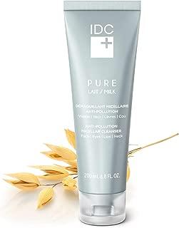 Pure Micellar Cleanser Make Up Remover Milk Moisturizer for Sensitive Skin by IDC Dermo