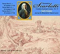 Complete Keyboard Sonatas: Domenico Scarlatti, Vol. 4 by Carlo Grante