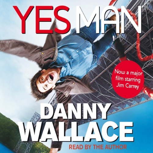 Yes Man audiobook cover art
