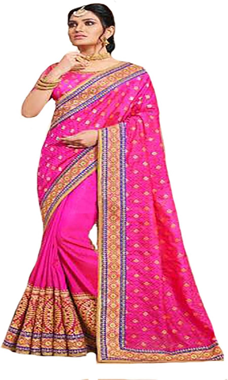 Bollywood Bridal Party Wear Collection Saree Sari Ceremony 8761