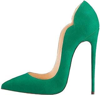 disponibilità nel Regno Unito 3f032 8121b Amazon.it: tacco a spillo - 8 - 12 cm / Scarpe da donna ...