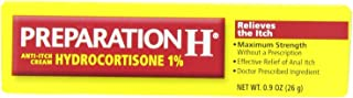 hydrocortisone cream preparation h