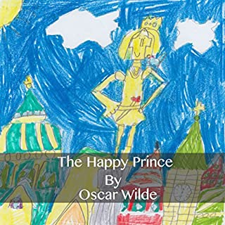 The Happy Prince (Annotated) cover art