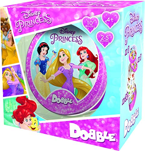 Asmodee Dobble Disney Princess Card Game