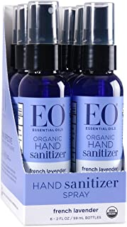 eo lavender hand sanitizer spray