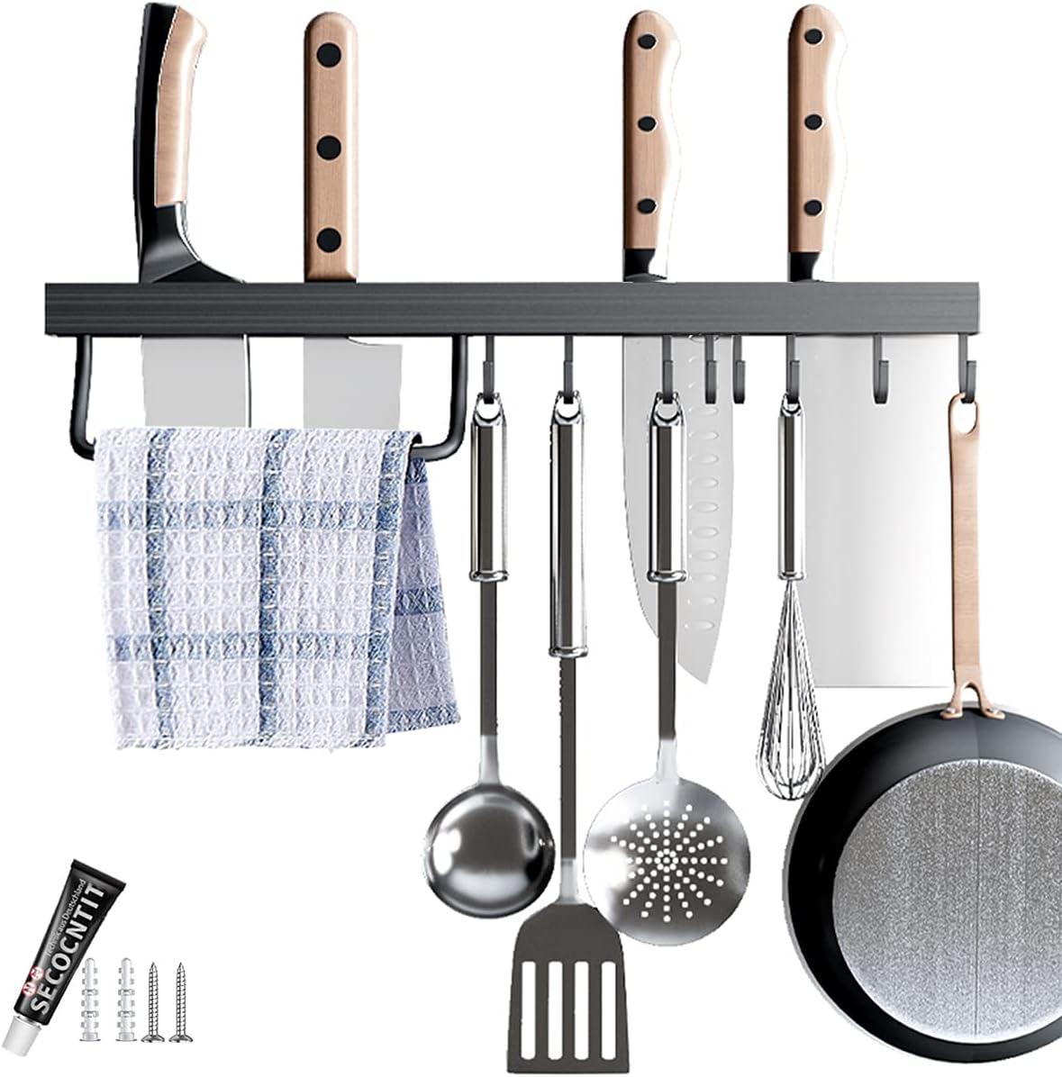 Utensil Racks 16 Inch Kitchen Hanging 2 with Holder Rack Knife Spasm price 5 ☆ popular