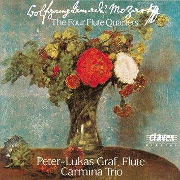 W. A. Mozart : The Four Flute Quartets