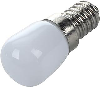 SODIAL 1.5W Ses E14 2835 Smd Frigorífico Congelador Bombillas Led Lámpara Pigmeo 220V Color: Blanco Paquete: 1Pcs