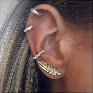 CHOA Arrow and Weet Heart Earrings- Fashion Sweet Earrings for Young Girls and Fashion Ladies