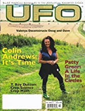 UFO Magazine (Issue# 155) Crop Circles, Crop Science, Crop Math; the Orange Orb; Inner Space; Patty Greer: A Life in the Crop Circles; Colin Andrews: It's Time; Some Hidden Facts Revealed; Budd Hopkins: Abduction Research; Emma Responds (Vol. 24, No.2, Issue# 155)