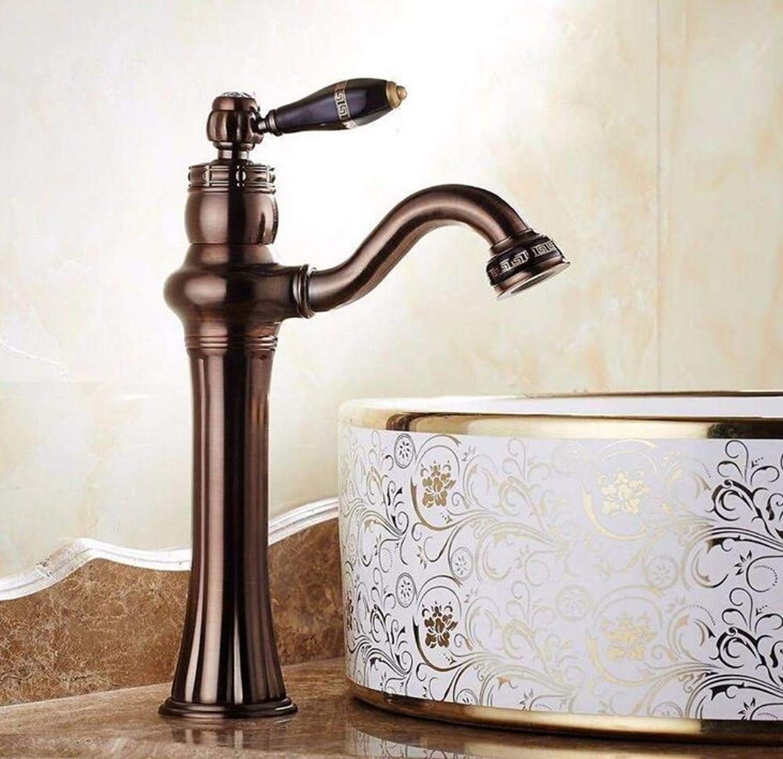 Retro Wasserhahn Küchenarmatur Moderne Rotierende Einhand Ein Loch Heies Und Kaltes Wasser Drehhahn