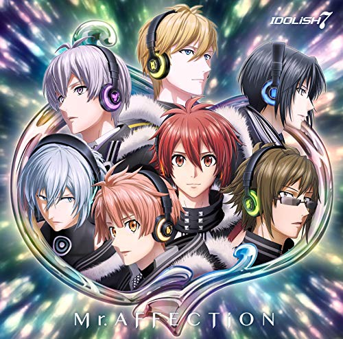 [single]Mr.AFFECTiON - IDOLiSH7[FLAC + MP3]