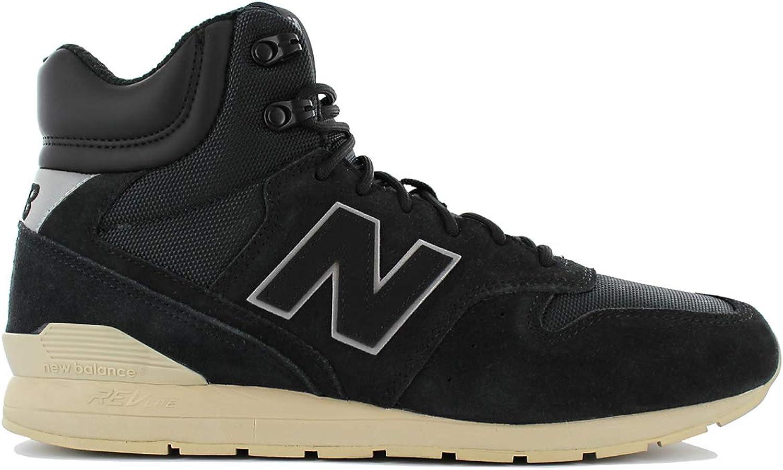 New Balance 996 MRH996BT Footwear Black Mens Trainers Sneaker shoes