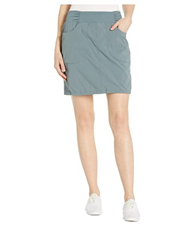 Mountain Hardwear Dynamatm Skirt (Light Storm) Women