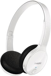 Fone Headphone Bluetooth Branco Shb4000wt Philips