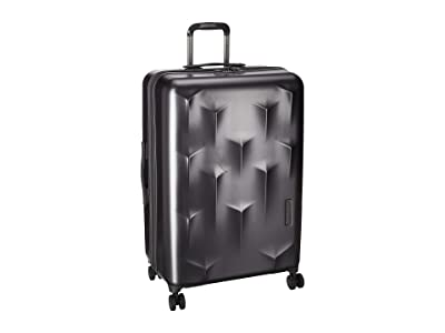 Hedgren 29 Carve LEX Expandable Spinner (Charcoal) Luggage