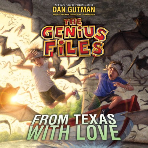From Texas with Love audiobook cover art