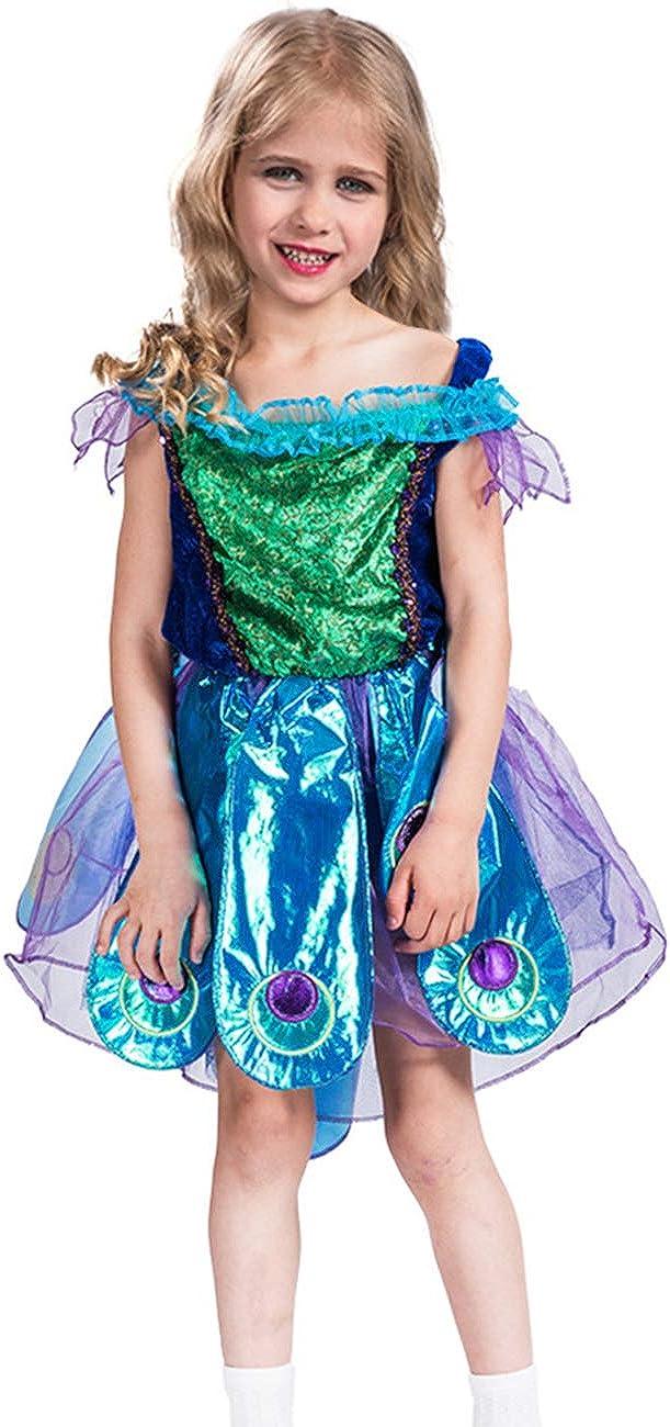 COSLAND Kids Girls Halloween Costume