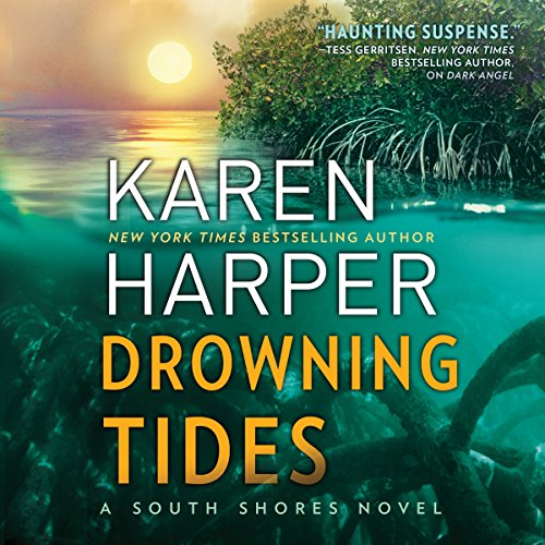 Drowning Tides audiobook cover art