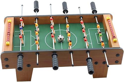 precios bajos CX Best Mini Fútbol Mesa MDF Durable Durable Durable Juego 50x 25x 15.5cm Diverdeido Cumpleaños Vacaciones Presenta Mesa de Futbol  gran selección y entrega rápida