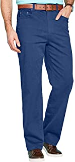 Pegasus Mens Stretch Jean with Side Elastic Waist Color