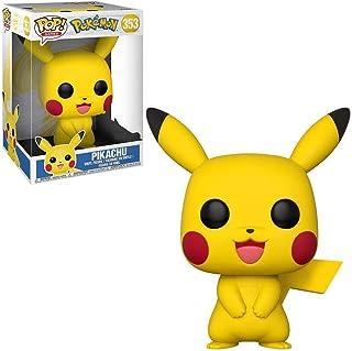 Funko POP! Juegos: Pokemon – Pikachu [10 pulgadas] #353 – Exclusivo objetivo.