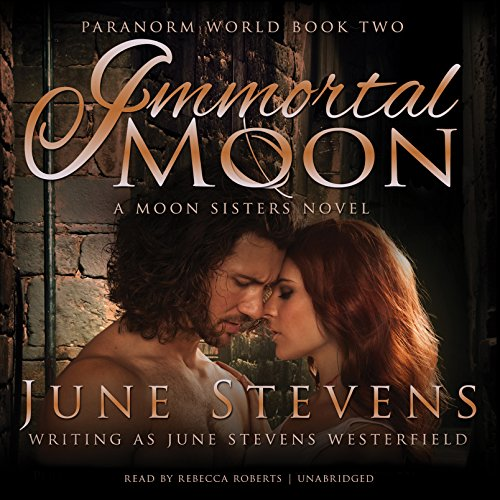 Immortal Moon audiobook cover art