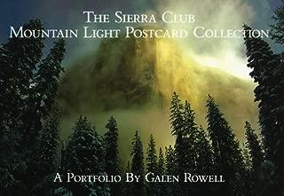 The Sierra Club: Mountain Light Postcard Collection: A Portfolio