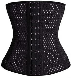 Womens Waist Trainer Cincher Underbust Corset Tummy Control Body Shaper Slimming Belt